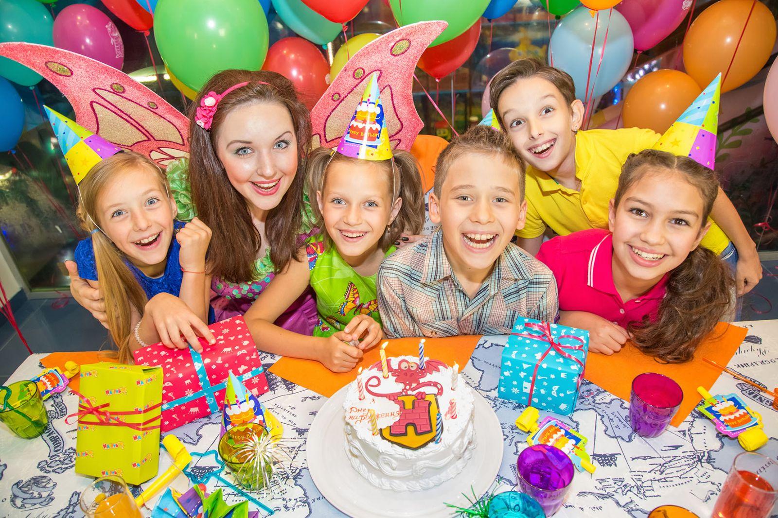 Какие конкурсы сделать на день рождения ребенку