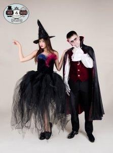 Граф Дракула и Ведьма Алисон