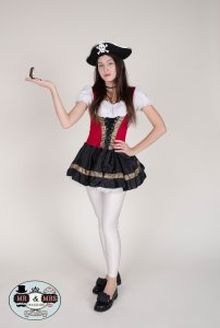 Пиратка Элизабет