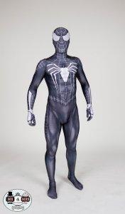 Веном (Чёрный Человек-Паук) самый популярный враг Человека-Паука